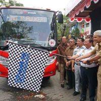Bus Rapid Transit (BRT) Purwomanggung